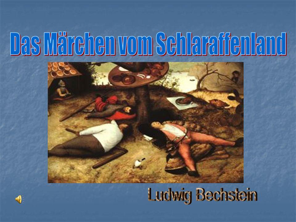 Ludwig Bechstein (1801 - 1860) (1801 - 1860) -wurde am 24.