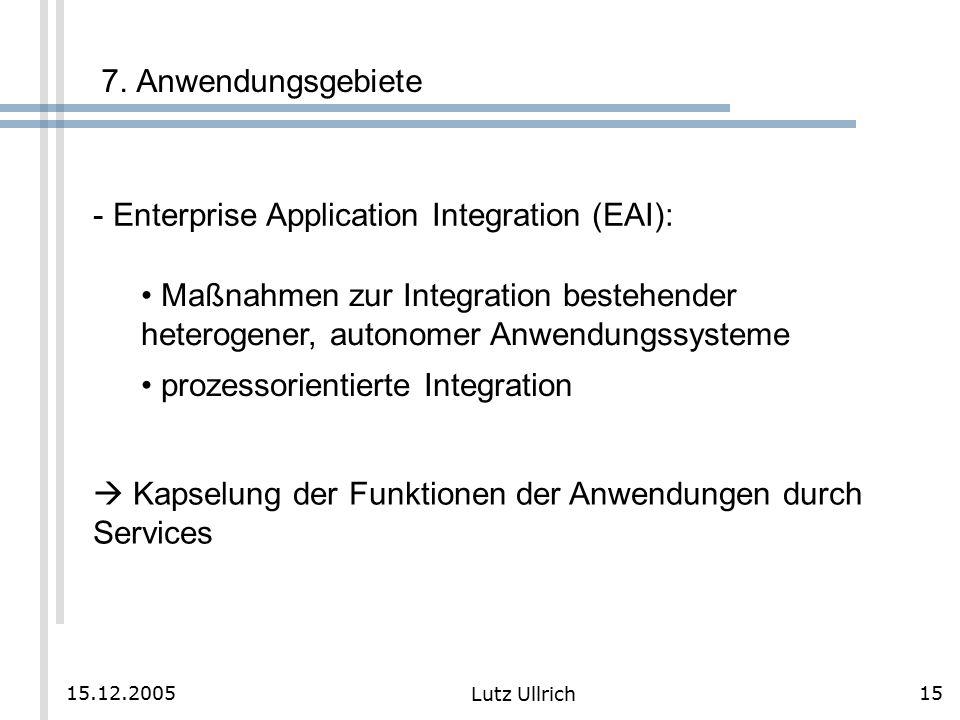 15 Lutz Ullrich 15.12.2005 7.