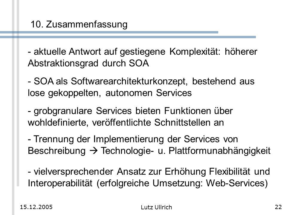 22 Lutz Ullrich 15.12.2005 10.