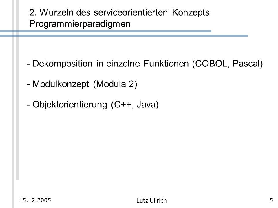 6 Lutz Ullrich 15.12.2005 2.