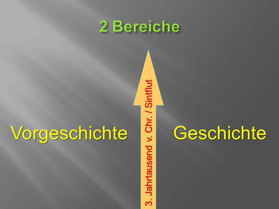 3. Jahrtausend v. Chr. / Sintflut GeschichteVorgeschichte