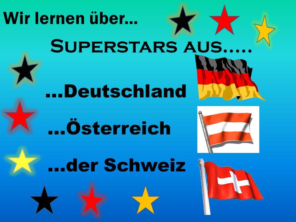 Author: Dan Wilton School/ Institution: Caistor Grammar School Key Stage: 3 Topic: Role Play: German Superstars