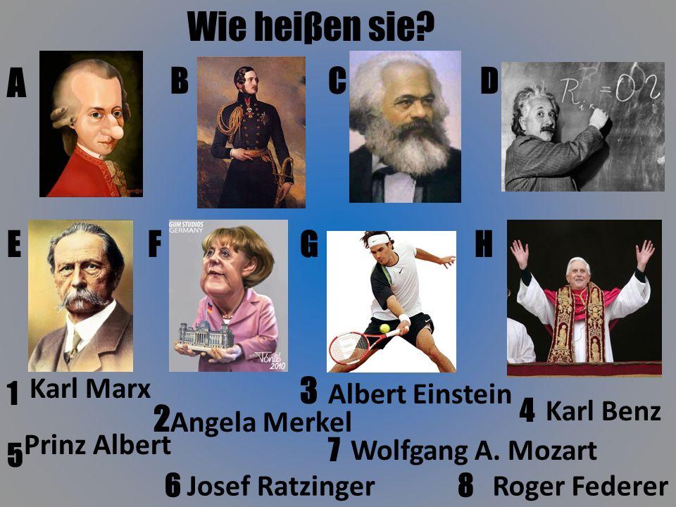 Superstars aus........Deutschland...Österreich...der Schweiz Wir lernen über...