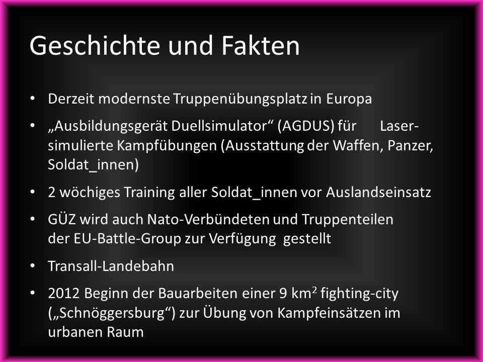 """Derzeit modernste Truppenübungsplatz in Europa """"Ausbildungsgerät Duellsimulator"""" (AGDUS) für Laser- simulierte Kampfübungen (Ausstattung der Waffen, P"""