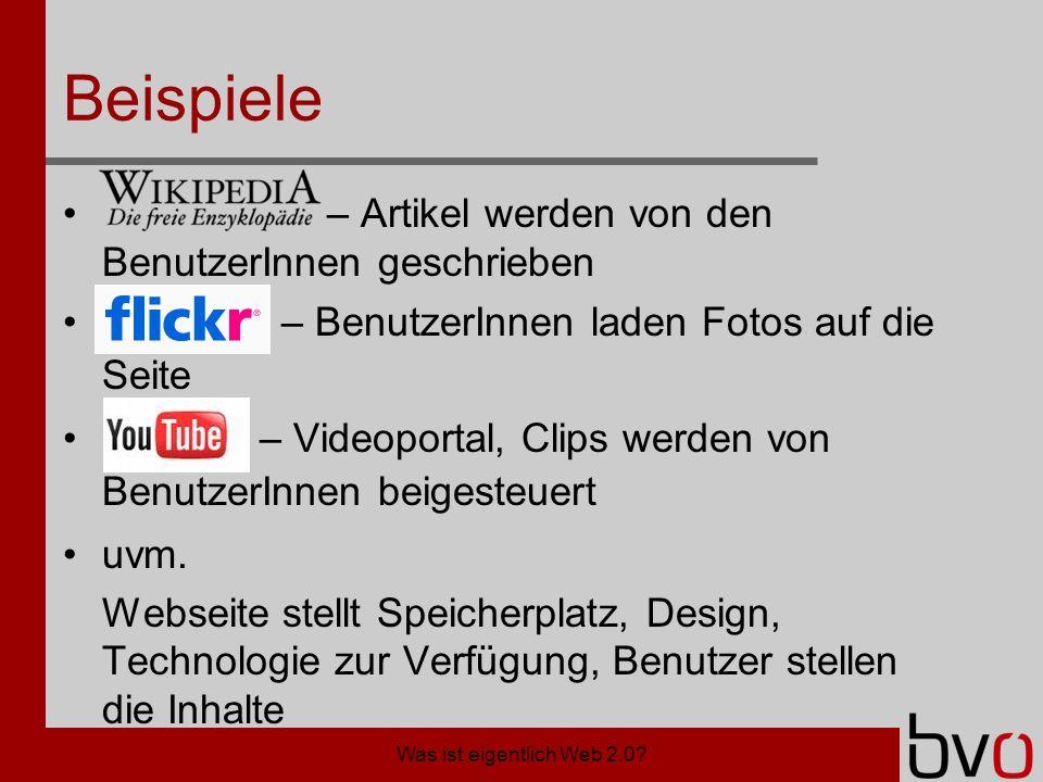 Was ist eigentlich Web 2.0.Wikipedia 260 verschiedene Sprachausgaben mit 10 Mio.