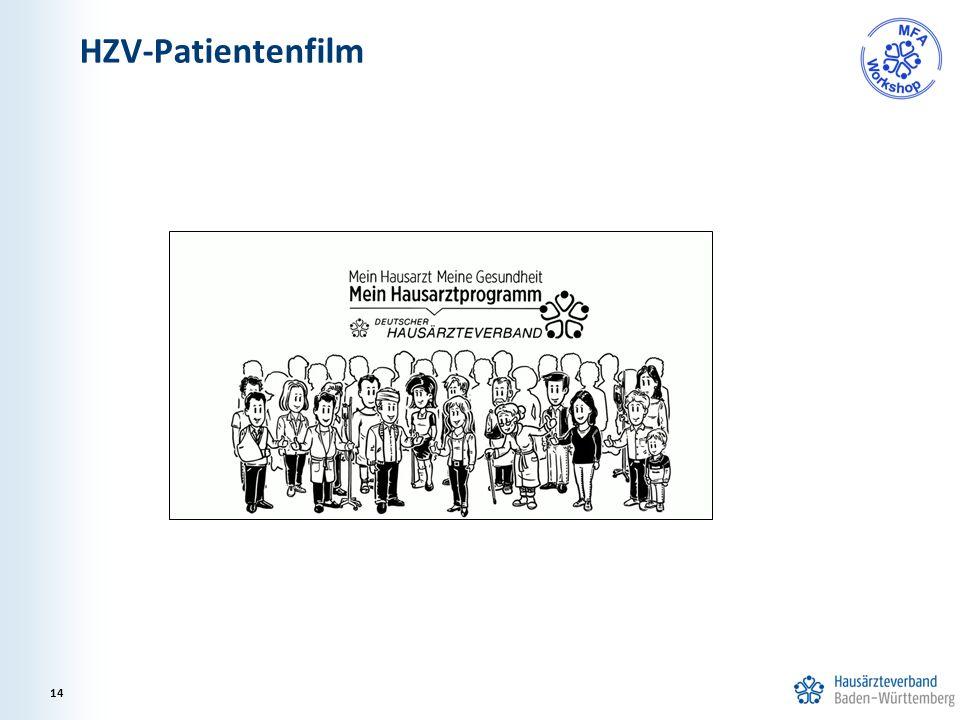 HZV-Patientenfilm 14