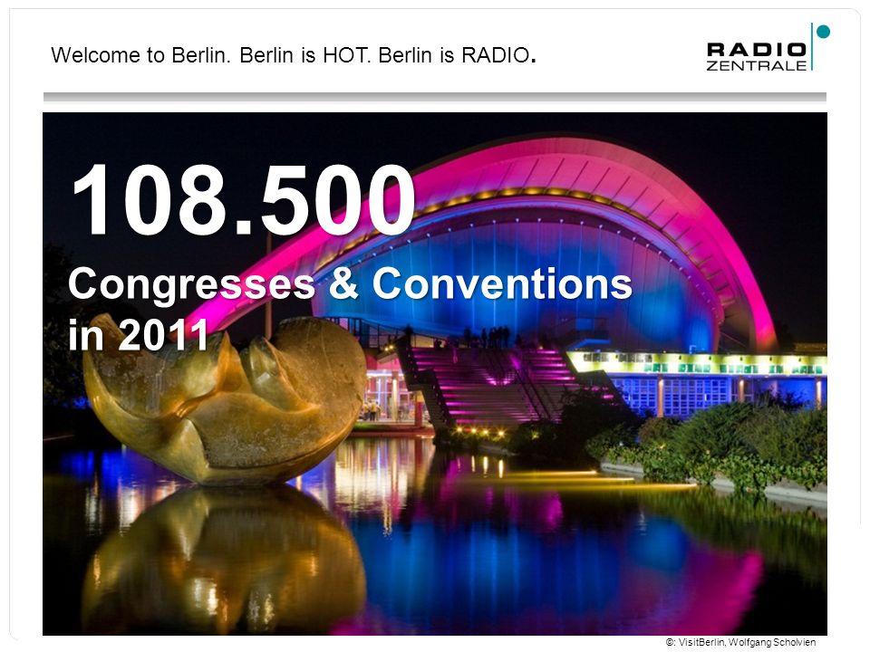 Welcome to Berlin. Berlin is HOT. Berlin is RADIO. Radiospots sollen wirken. Aber was lässt einen Spot wirken, wie empfinden ihn die Hörer? Die SpotCh