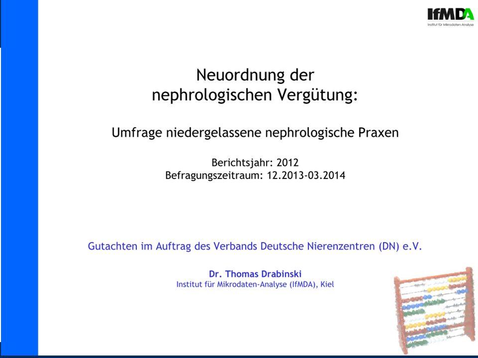 20. Gesundheits- und sozialpolitisches Forum zur Nierenersatztherapie in Deutschland, 23.–24.