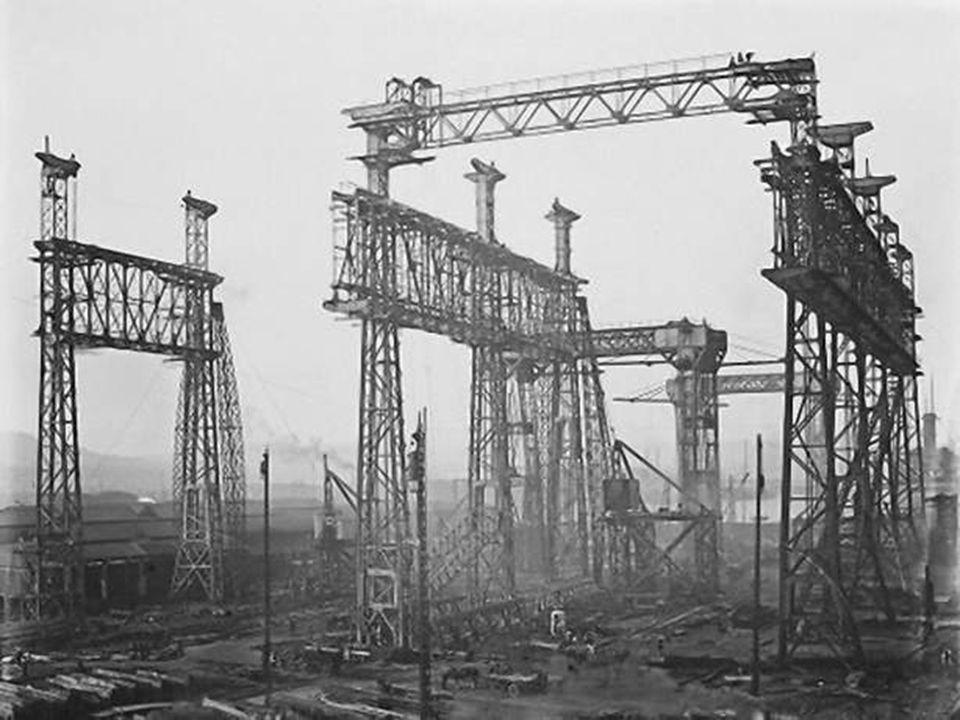 Die Pläne wurden am 29 Juli 1908 genehmigt.