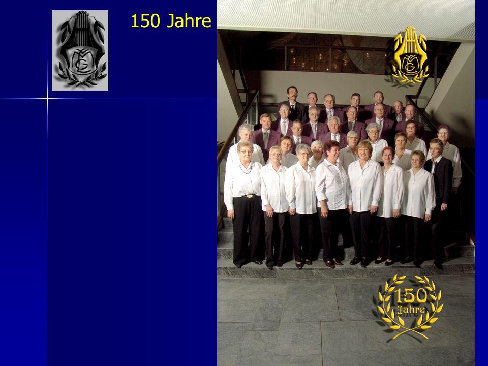 150 Jahre MGV Liederkranz