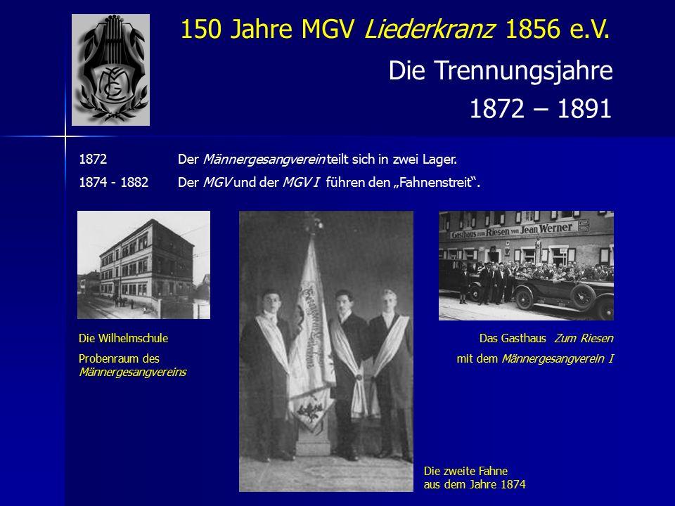 150 Jahre MGV Liederkranz 1856 e.V.26.