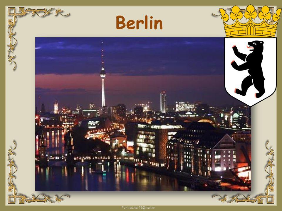FokinaLida.75@mail.ru Berlin ist die Hauptstadt der Bundesre publik Deutschland.