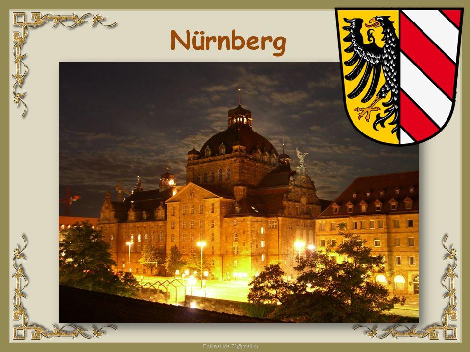 FokinaLida.75@mail.ru Nürnberg ist die zweitgrößte Stadt Bay erns.