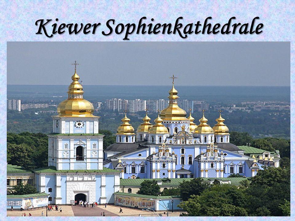 Kiewer Sophienkathedrale