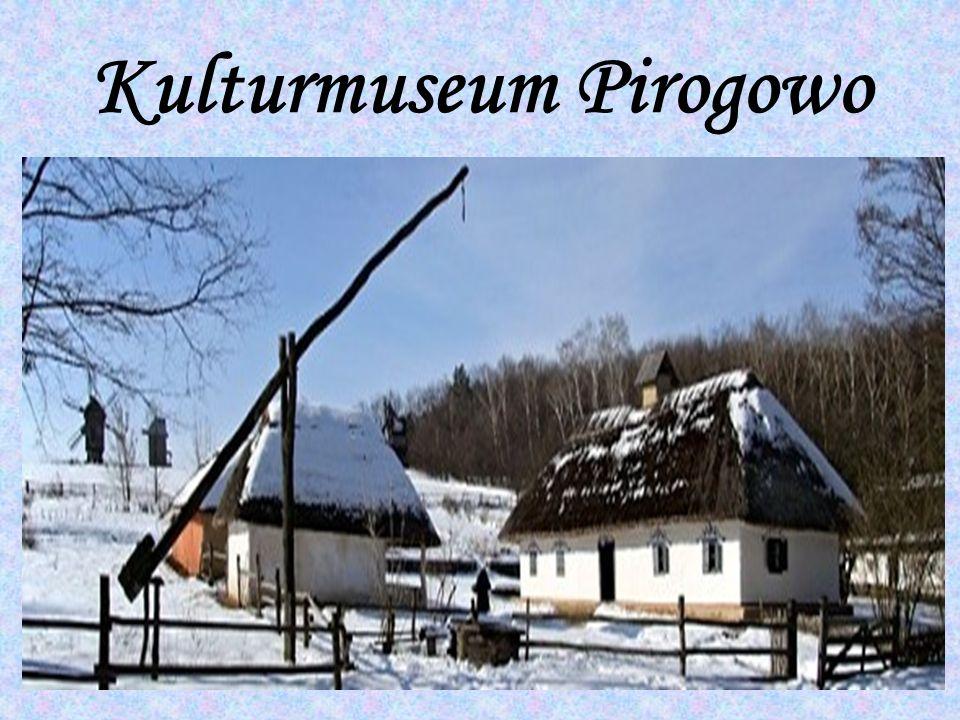 Kulturmuseum Pirogowo