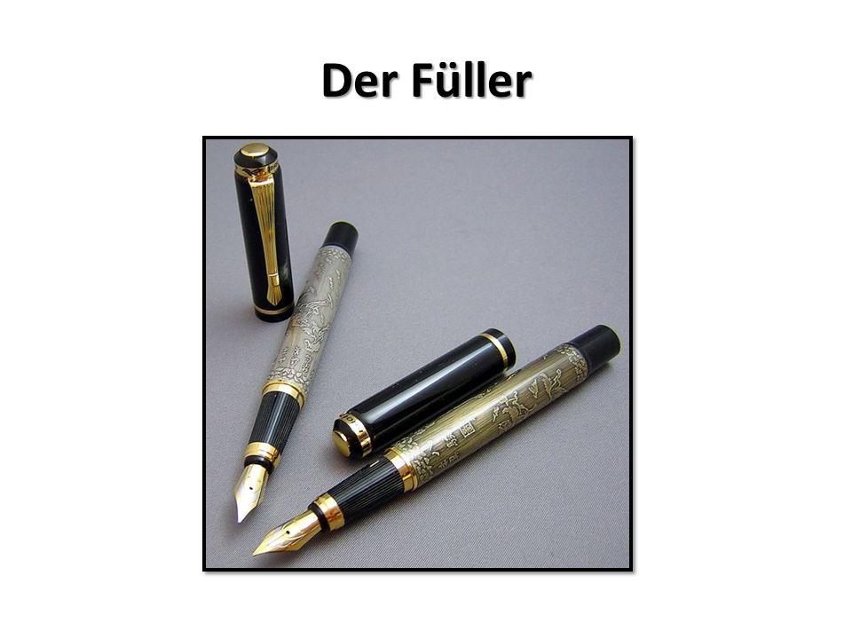 Der Füller
