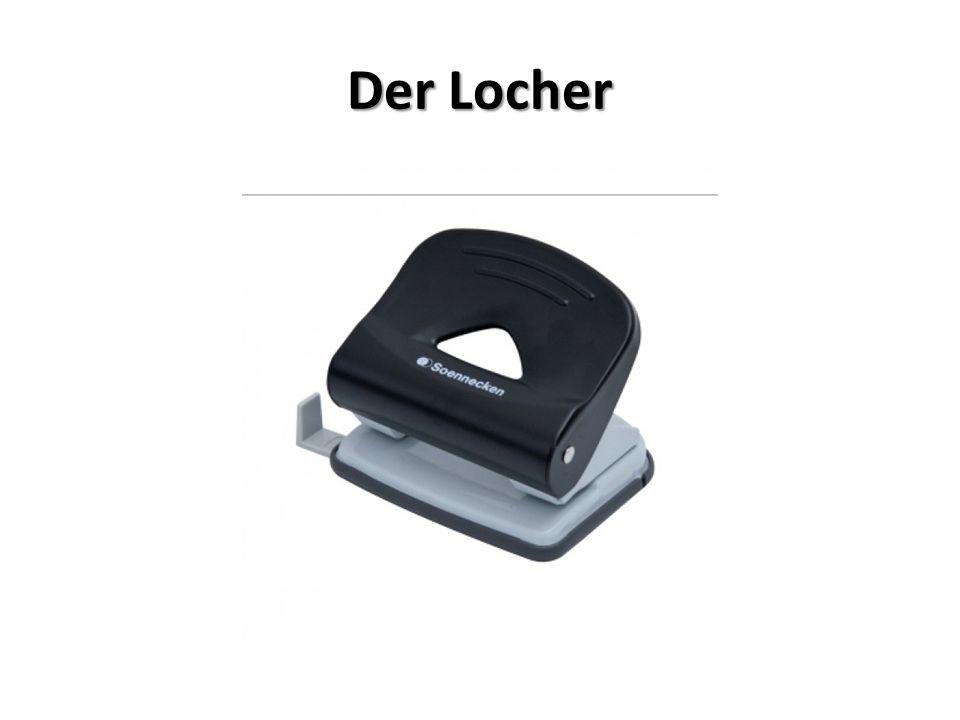 Der Locher