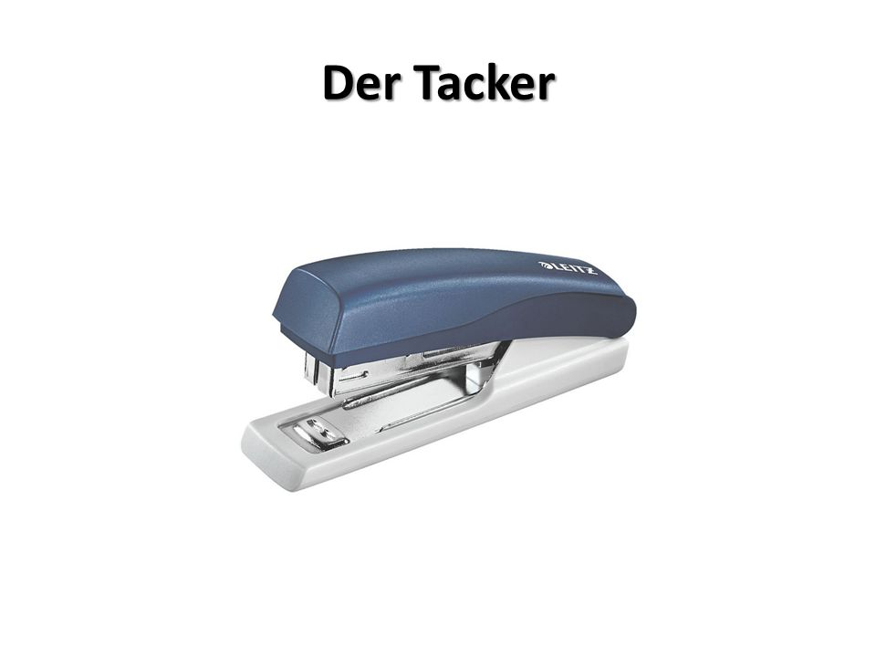 Der Tacker