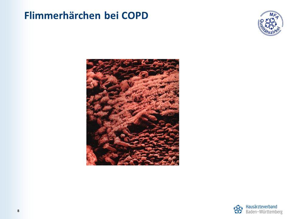 Flimmerhärchen bei COPD 8