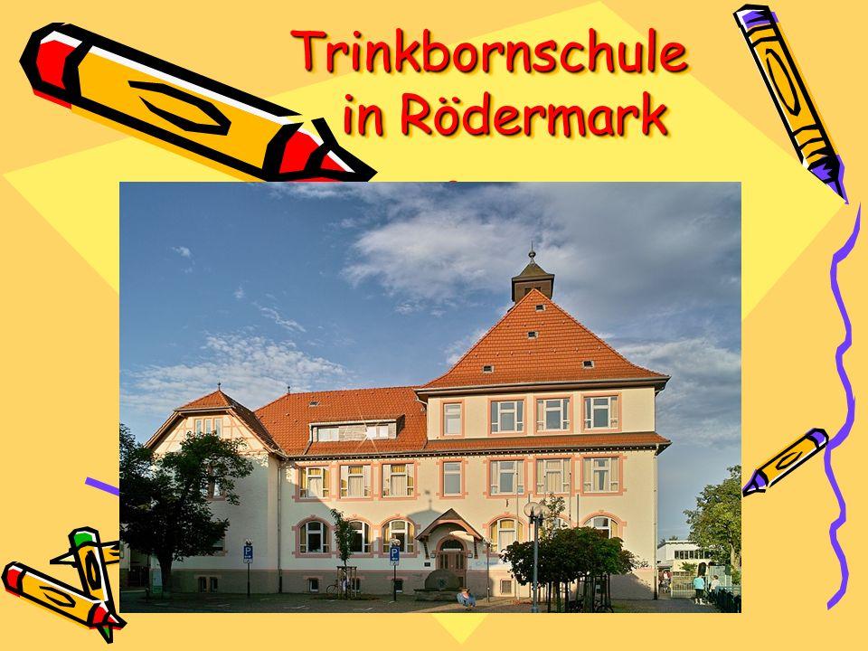 Trinkbornschule in Rödermark Trinkbornschule in Rödermark