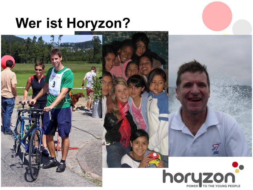 3 Wer ist Horyzon
