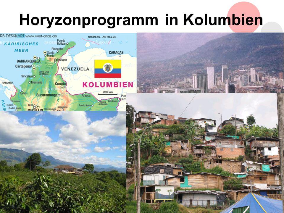 8 Horyzonprogramm in Kolumbien