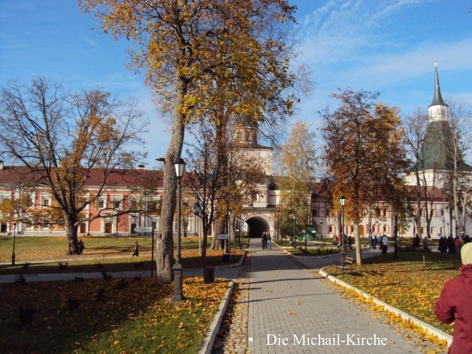 Die Michail-Kirche