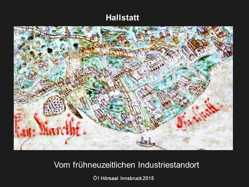 zur Fremdenverkehrsdestination Ö1 Hörsaal Innsbruck 2015