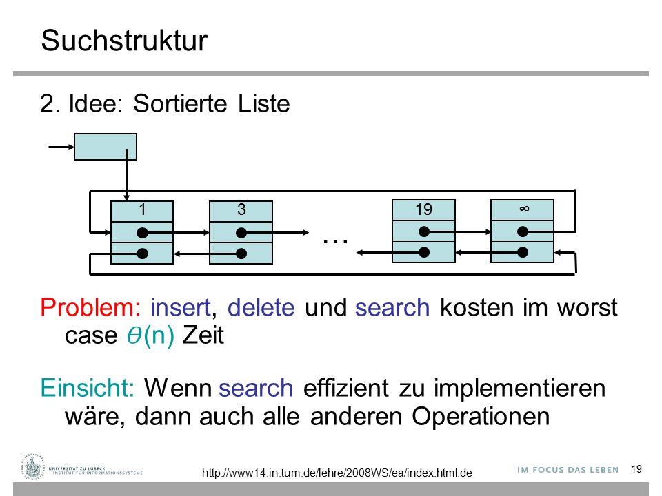 19 Suchstruktur 2.