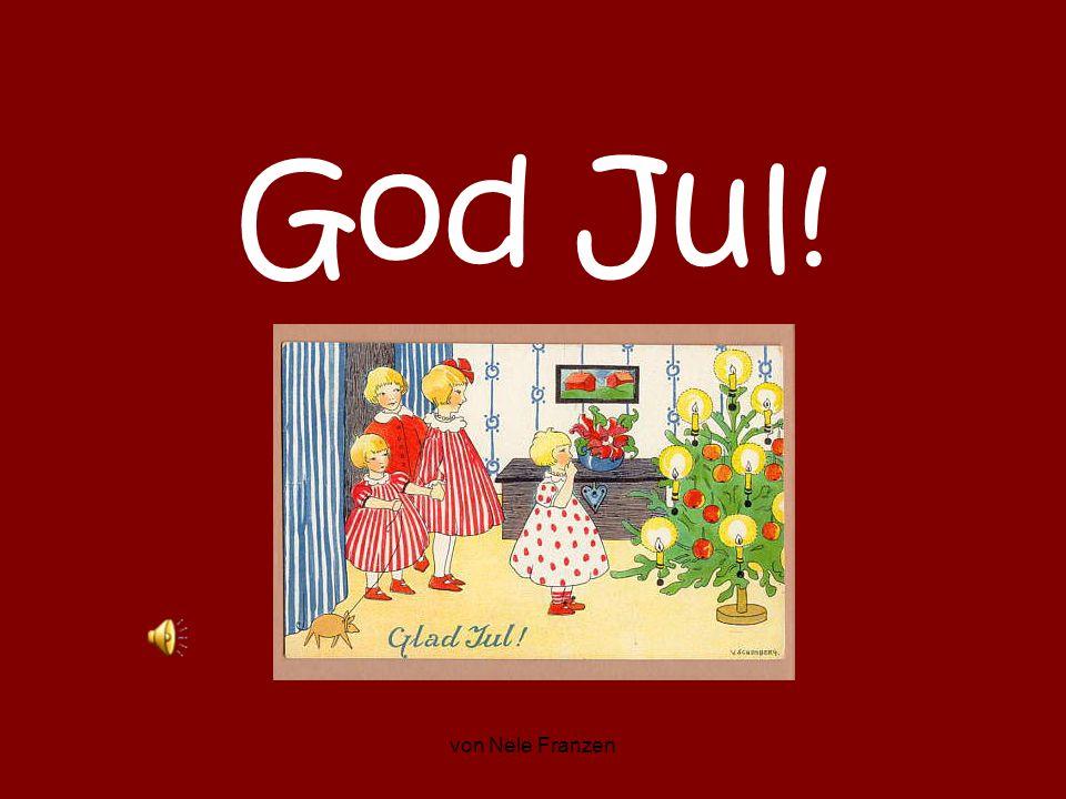 von Nele Franzen God Jul!