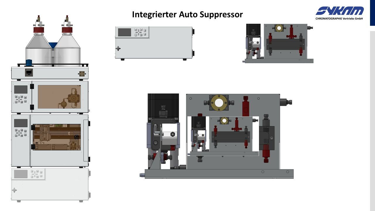 Integrierter Auto Suppressor