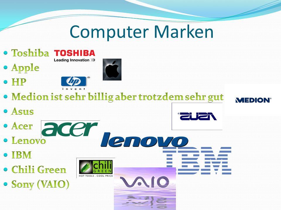 Computer Marken