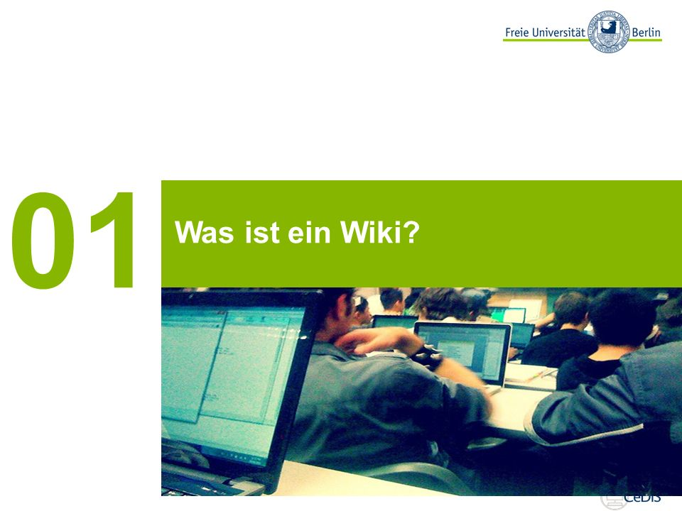 Was ist ein Wiki? 01