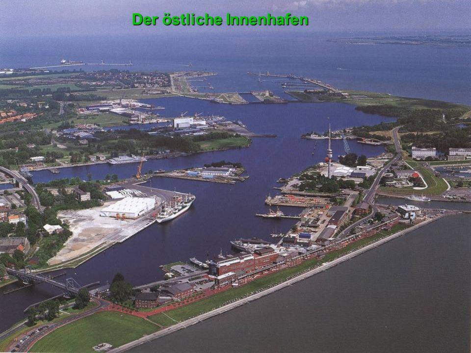 Der östliche Innenhafen