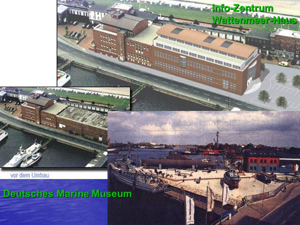 Deutsches Marine Museum Info-ZentrumWattenmeer-Haus