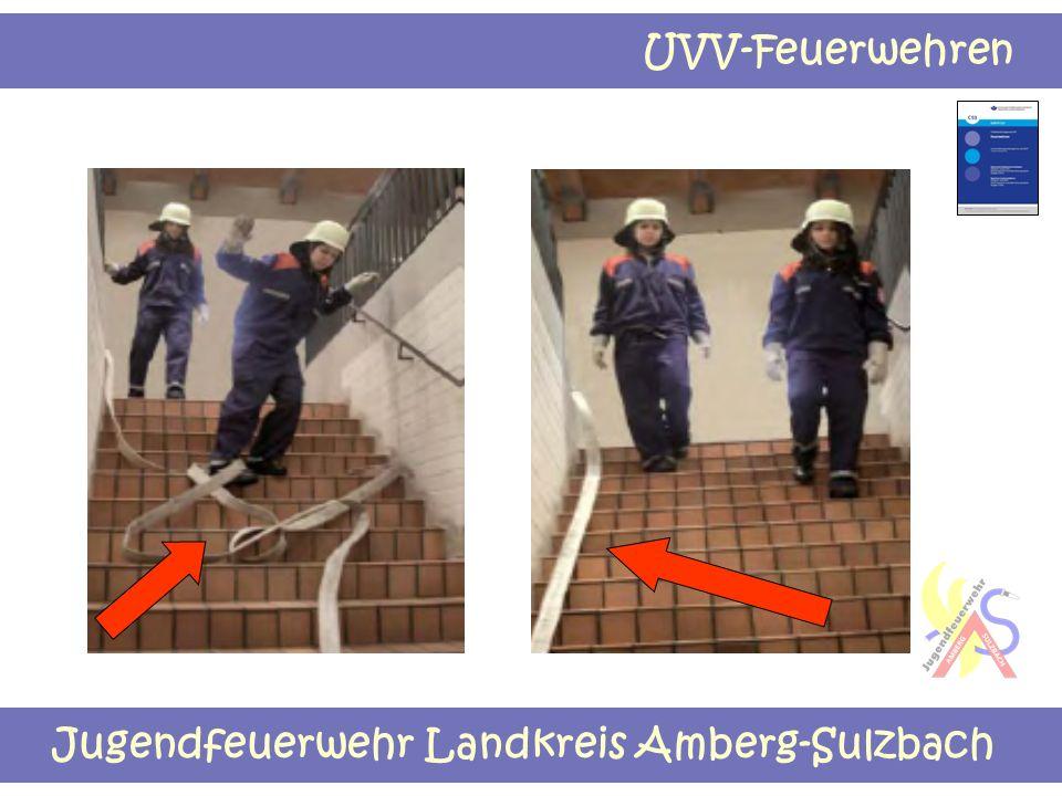 Jugendfeuerwehr Landkreis Amberg-Sulzbach UVV-Feuerwehren