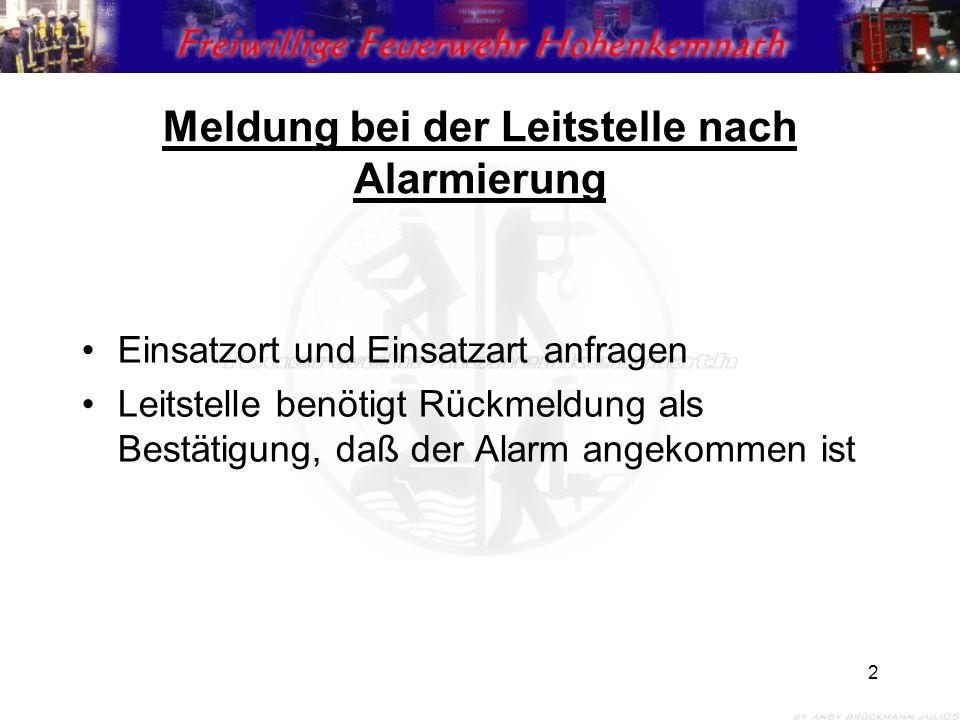 3 Beispiel Florian Amberg von Florian Hohenkemnath 47/1 - kommen Hier Florian Amberg, Ihr Einsatzort Ursensollener Str.
