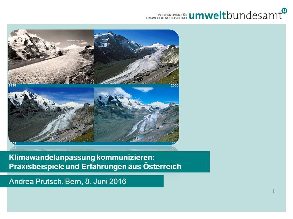 Kommunikation zur Klimawandelanpassung ME3, 25.
