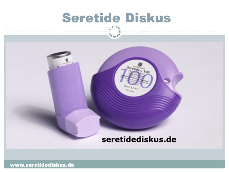 Seretide Diskus www.seretidediskus.de