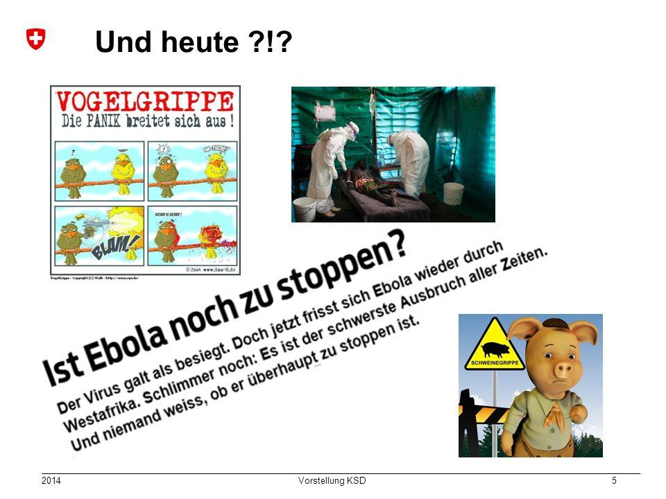 2014 Vorstellung KSD 5 Und heute ?!?