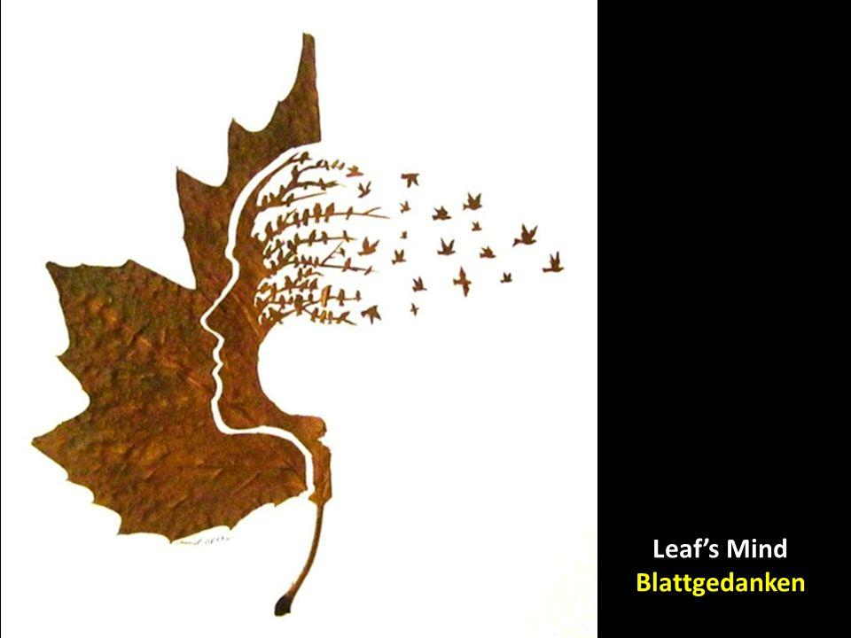 Leaf's Mind Blattgedanken