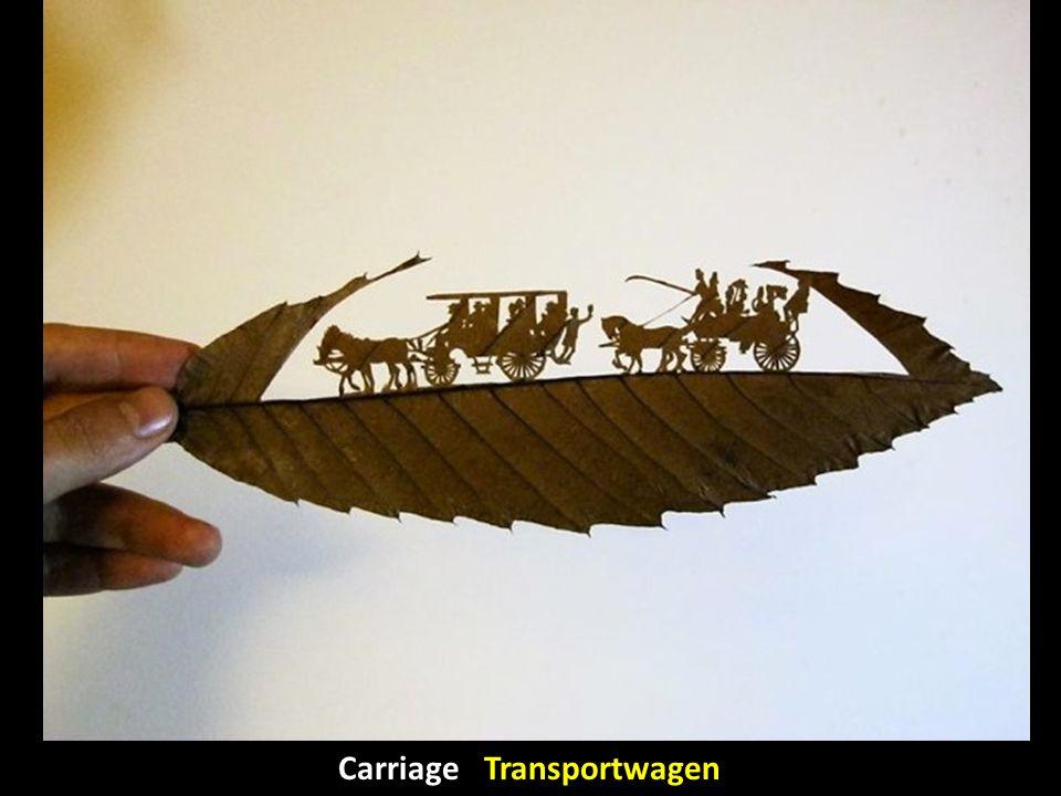 Carriage Transportwagen