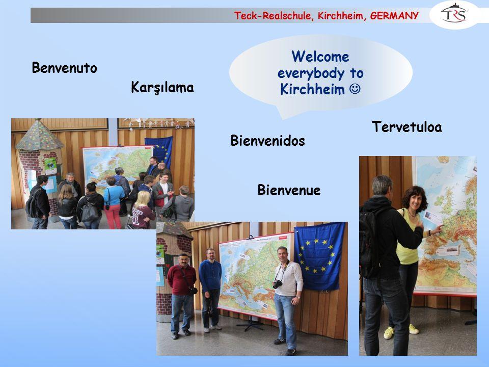 Teck-Realschule, Kirchheim, GERMANY Hey teachers, what has happened???
