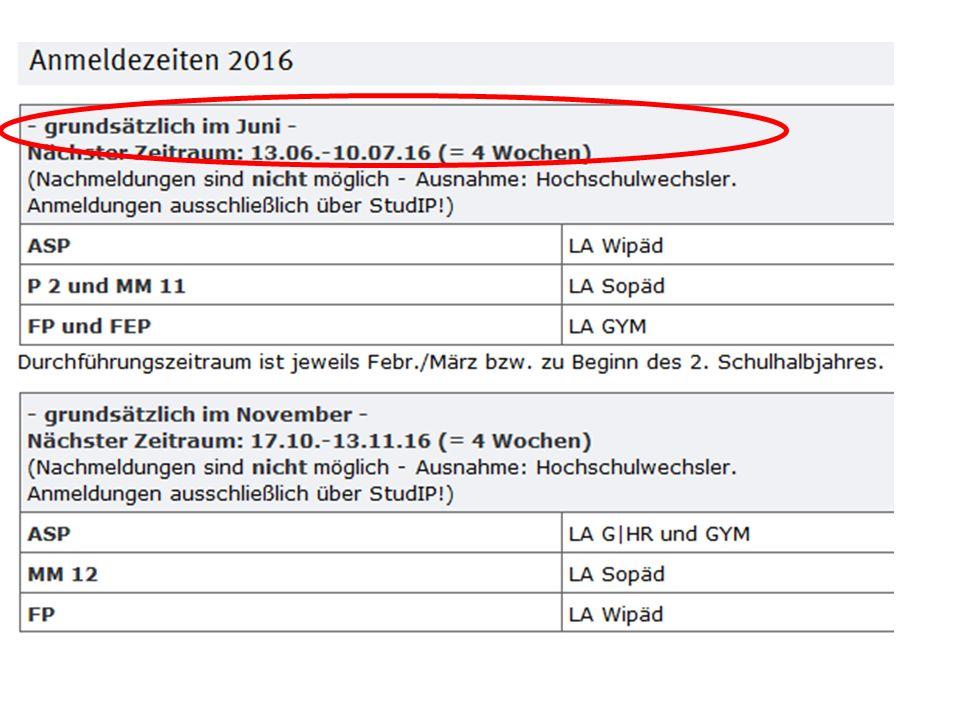 """Suchen Sie die Veranstaltung """"Anmeldung Praktika im DIZ über Stud.IP"""