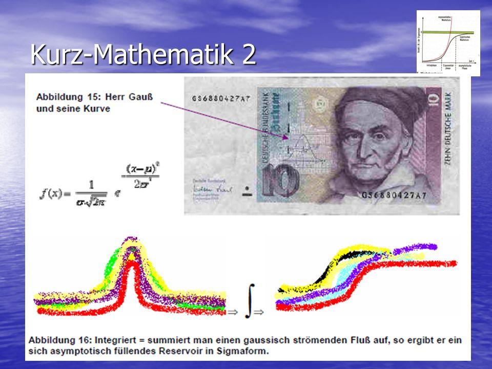 10.2.2004Seite 16 UBA-Vision 2004 © Gilbert Ahamer Kurz-Mathematik 2