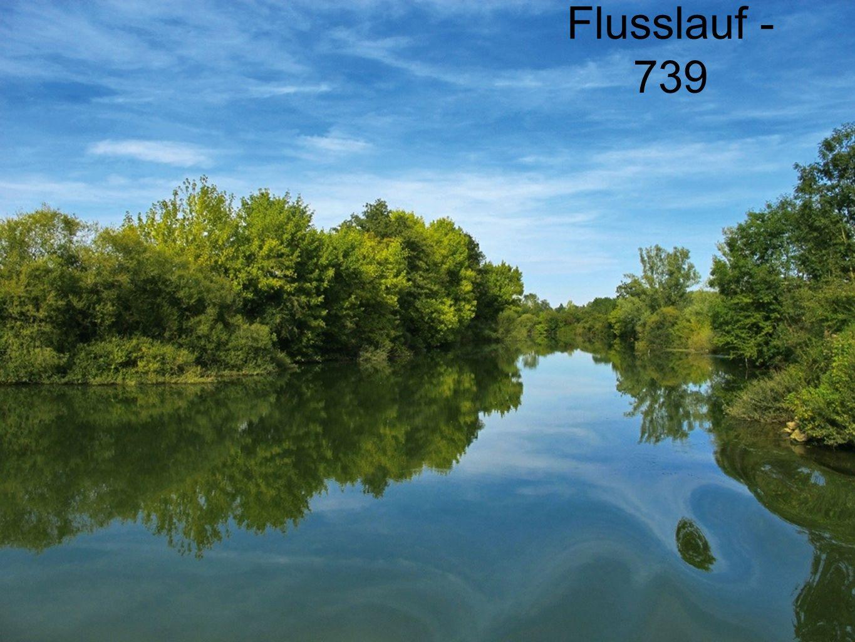 Flusslauf - 739
