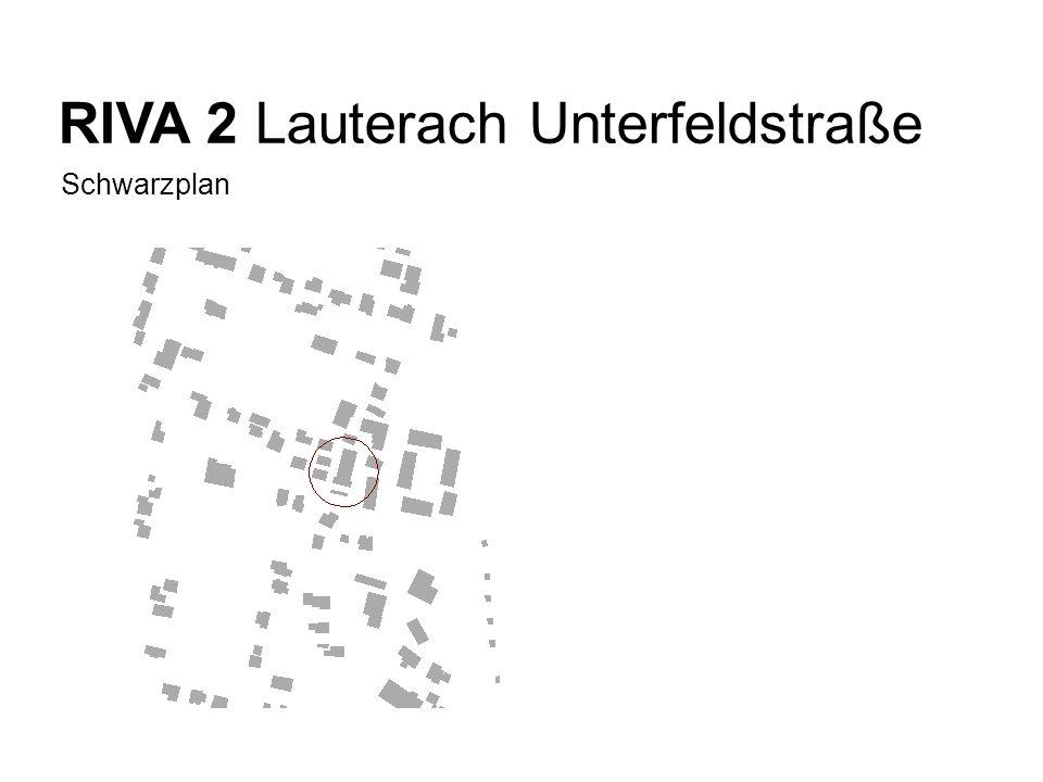 Businessplan 2007 – Juli 04| J. Moosbrugger RIVA 2 Lauterach Unterfeldstraße Schwarzplan