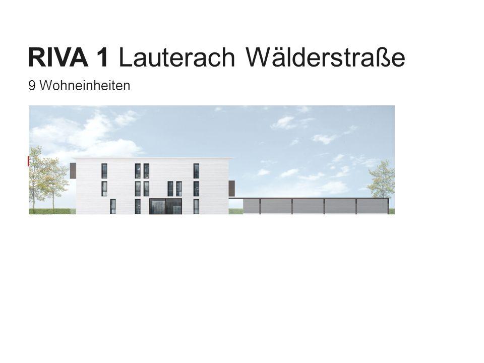 Businessplan 2007 – Juli 04  J. Moosbrugger RIVA 1 Lauterach Wälderstraße Schwarzplan