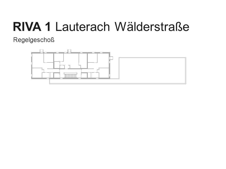 Businessplan 2007 – Juli 04| J. Moosbrugger RIVA 1 Lauterach Wälderstraße Regelgeschoß