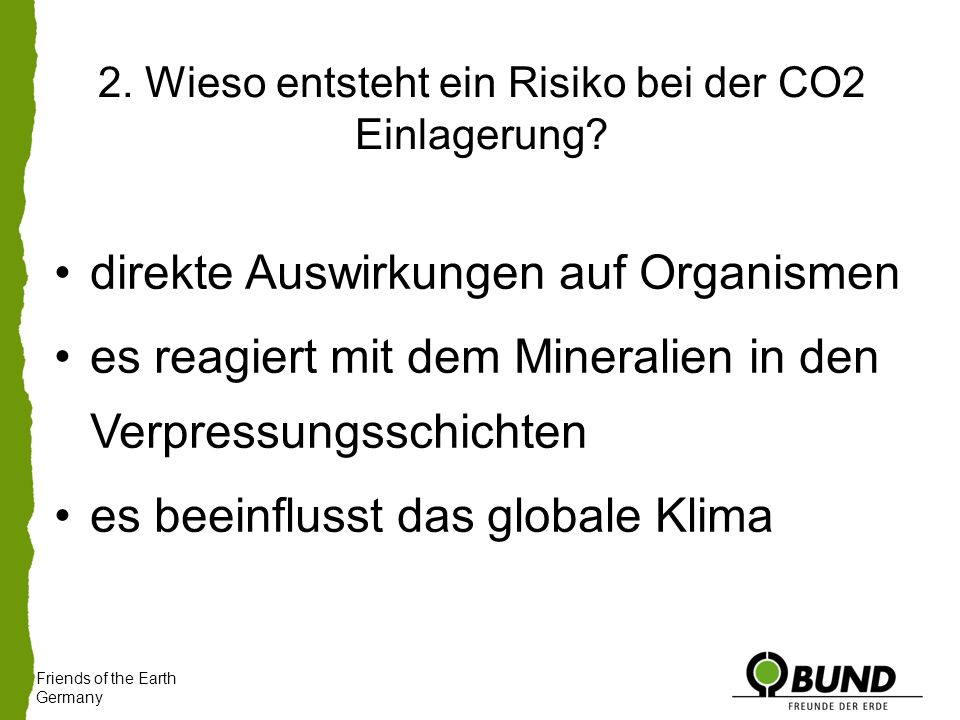 Friends of the Earth Germany Braunkohlevorrat Brandenburg